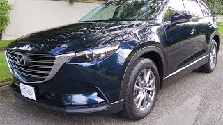 2017 Mazda CX 9 Review-LOOK OUT HONDA PILOT AND TOYOTA HIGHLANDER