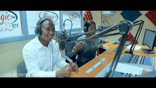 live Interview In Magic Fm The Return Of - Q chilla - Part 2