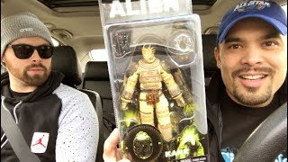 Episode 208 - TOY HUNTING COLLAB with JOSH PENCE! NECA! MARVEL SELECT! STAR WARS! BROHIO!