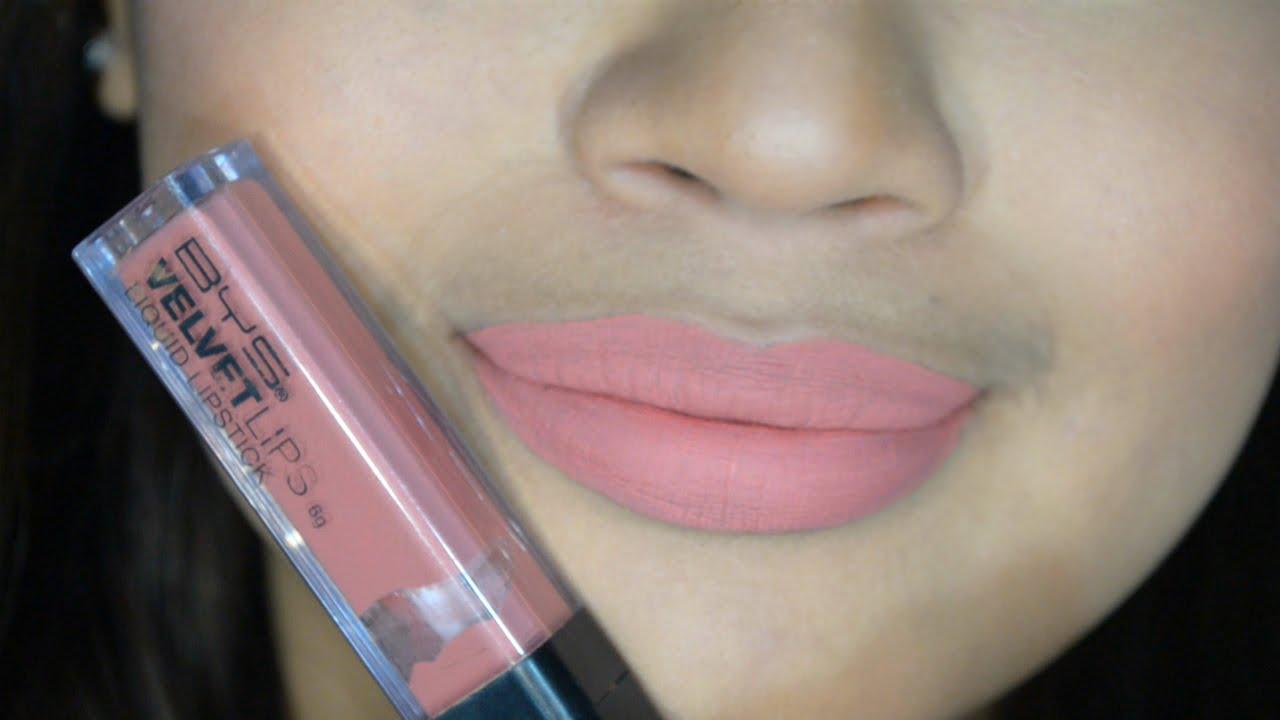 Review Bys Velvet Lips Liquid Lipstick Tagalog
