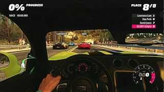 Forza horizon demo gameplay