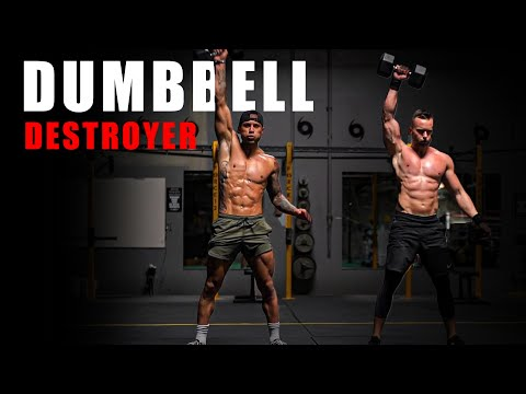 22 Set Dumbell Destroyer | Michael Vazquez & Scott Mathison