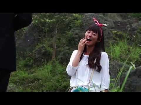 幸せオーラ全開!可愛すぎる木村文乃の無茶ぶりモノマネ!『RANMARU 神の舌を持つ男』メイキング映像