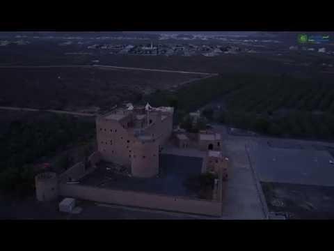 Jabreen Castle حصن جبرين