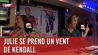 Julie se prend un vent de Kendall - C'Cauet sur NRJ