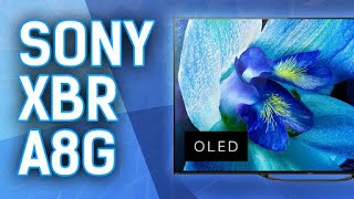 Sony A8G OLED Review - What