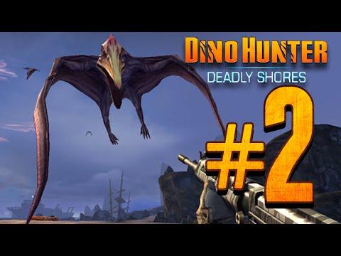 Dino Hunter: Deadly Shores EP:2 Explosions Everywhere