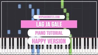 Lag Ja Gale - Piano Tutorial (Happy Version).mp3