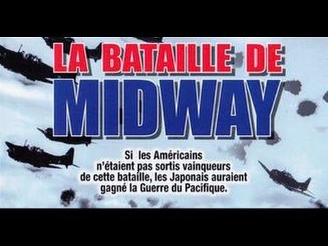 La bataille de Midway - Documentaire 2nde guerre mondiale
