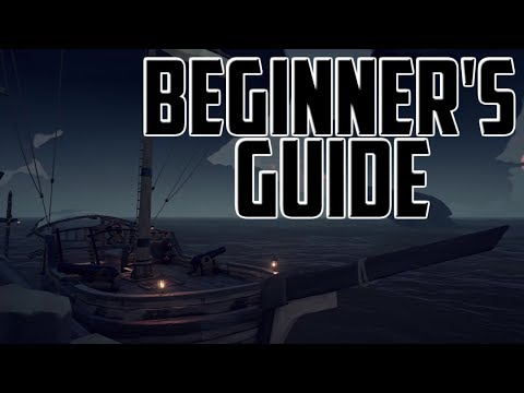 Sea of Thieves Quick Beginner Guide!