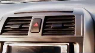 Toyota Corolla Axio разгон 0-140 тест-драйв