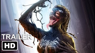 SHE-VENOM Teaser Trailer HD Concept (2019) | Virginia Gardner, Riz Ahmed