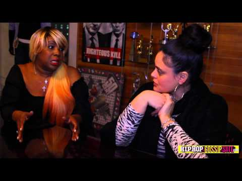 Melisa Morgan Talks Jay Z & Mary J Blige