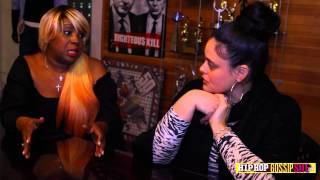 "Melisa Morgan Talks Jay Z & Mary J Blige ""Can"