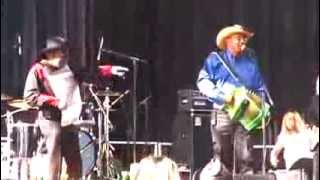 Leroy Thomas and the Zydeco Roadrunners - 2013 Simi Valley Cajun & Blues Music Fest.