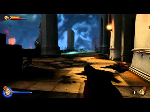Let's Play BioShock Infinite [25] - Comstock House (2)/Operating Theatre/Hand Of The Prophet/Hanger