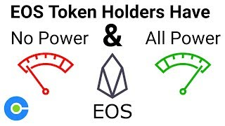 EOS Token Holders Have No Power And All The Power