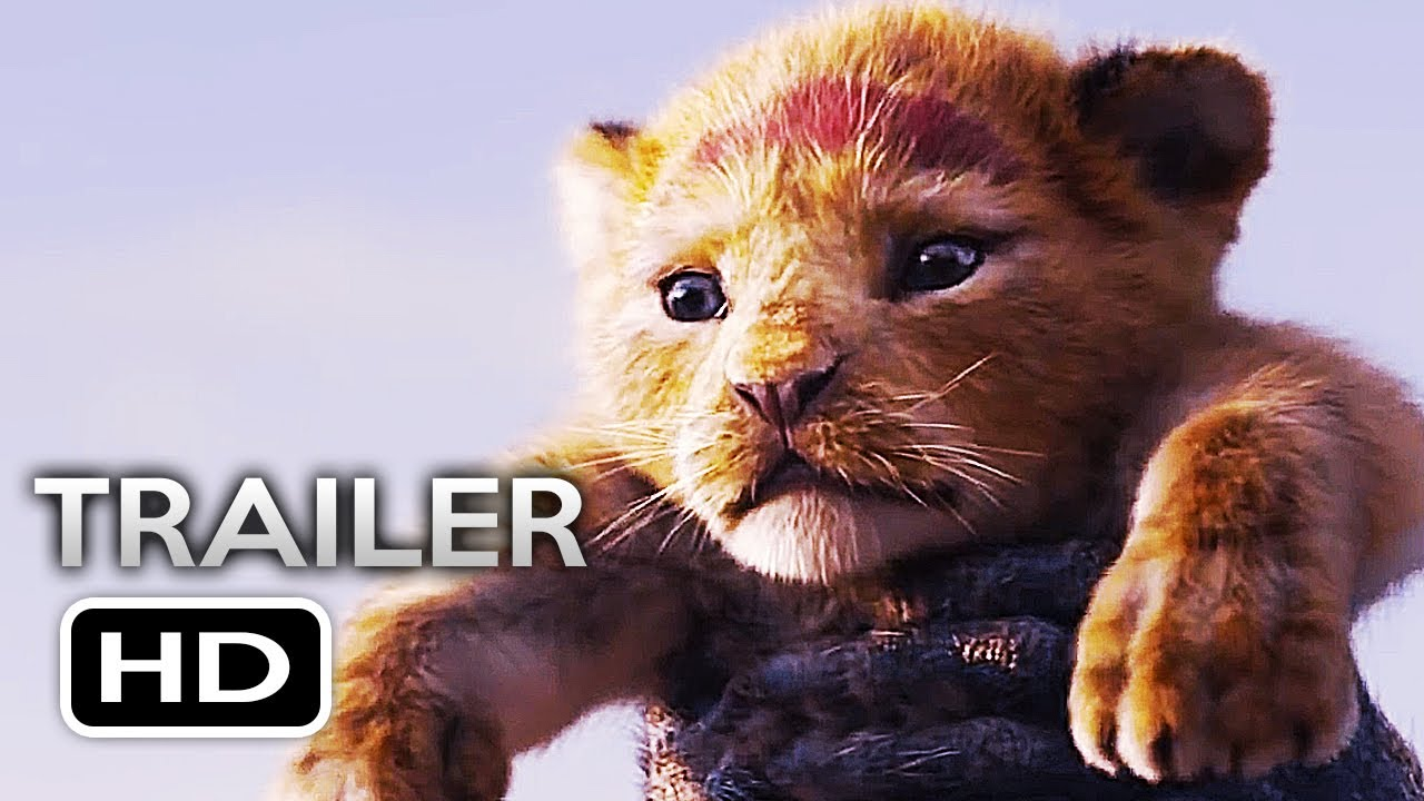 the lion king official trailer  2019  disney live