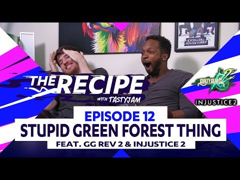 The Recipe with Tastyjam Ep#12 ft. Injustice 2