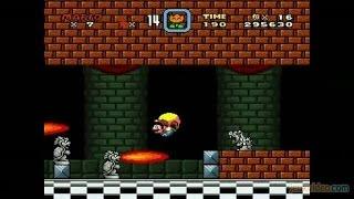 Speed Game - Super Demo World - Fini en 18:00