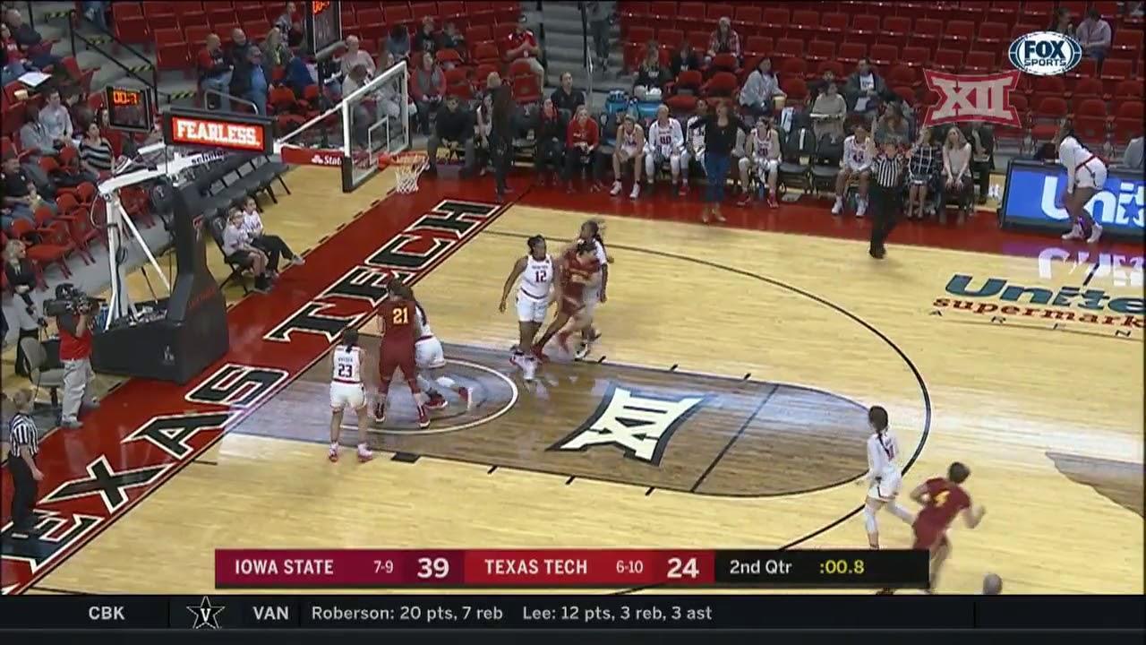 iowa-state-vs-texas-tech-women-s-basketball-highlights