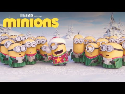 Minions - Jingle Bells Sing-A-Long (HD) - Illumination