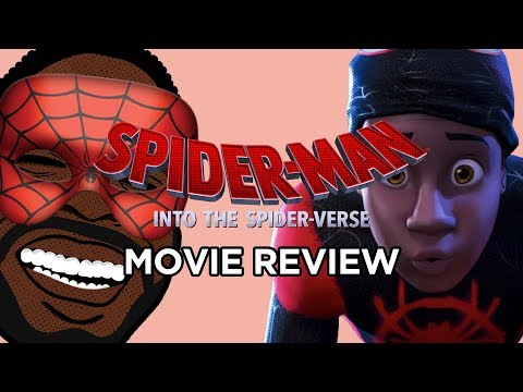 SPIDER-MAN INTO: THE SPIDER-VERSE (2018) MOVIE REVIEW 🎥