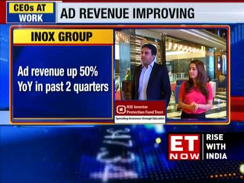 CEO At Work With Inox Group's Siddharth Jain