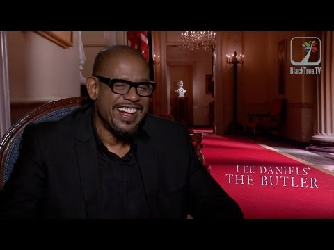 Forest Whitaker interview for The Butler