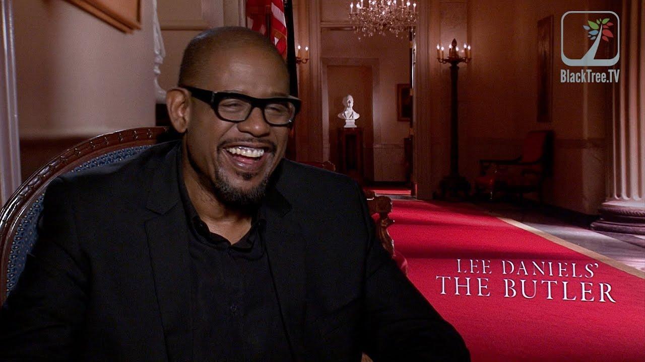 Forest Whitaker Talks Lee Daniels' The Butler - Blackfilm ...  |Forest Whitaker The Butler
