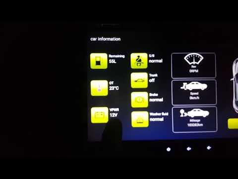 Китайская магнитола для автомобилей семейства VAG  от фирмы Harfey Android 8.1