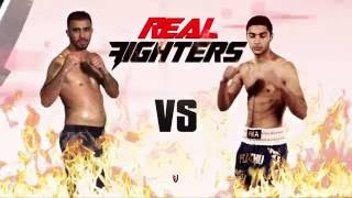 Mohamed Mezouari vs Brahim Kallah Real Fighters AN2R 2015