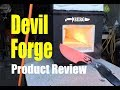 Devil Forge Product Review and Set Up