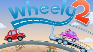 Wheely 2 Full Gameplay Walkthrough
