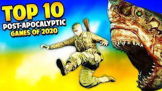 Top 10 INSANE Post-Apocalyptic Games Releasing in 2020 | PS5 Xbox 2 PC