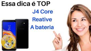 J4 Core Parou Não Carrega E Não Liga Como Reativar A Bateria