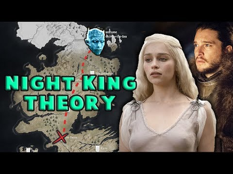 The Path To Kings Landing! Season 8 Game of Thrones