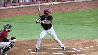 Brandon McIlwain debuts for South Carolina baseball