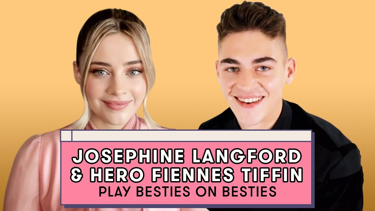 Download The After We Fell Cast Give Advice to Each Other's Characters | Besties On Besties | Seventeen