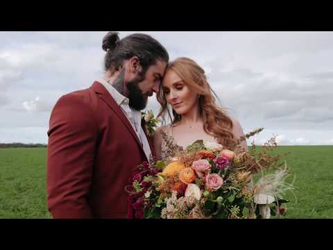 Red Rock Canyon Wedding Video