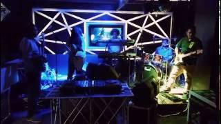 Goan band 'Rhythm n Blues' - Bossa Instrumental (Sound Check)  at DTR