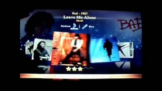 Michael Jackson The Experience Song Menu (PS3) HQ
