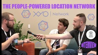 XYO NETWORK INTERVIEW - THE PEOPLE-POWERED LOCATION NETWORK