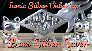Unboxing The Iconic Silver Saver Bar