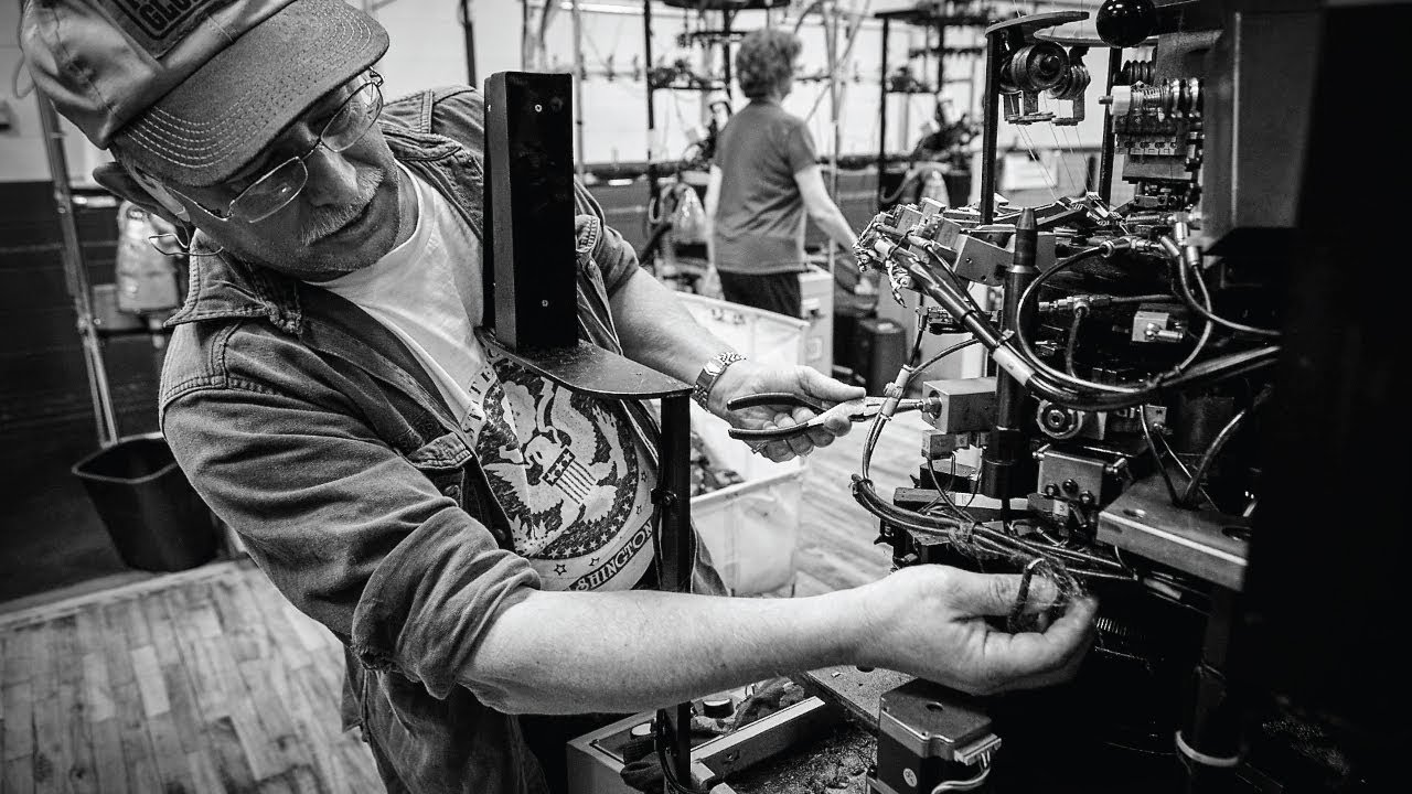 Wigwam's Craftsmanship Story  - Buy American