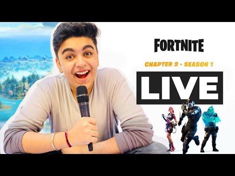 FORTNITE LIVE with Sanjay from Rimorav Vlogs - YouTube