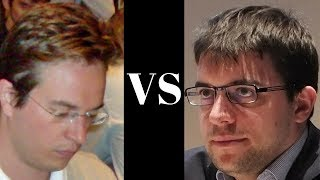 Maxime Vachier-Lagrave Immortal game - Black vs Robert Fontaine - Dutch Lenningrad 2007 - Amazing