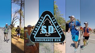 The 2015 San Diego 100 Mile Endurance Run