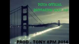 PISTA OFFICIAL REGGAETON BEAT #5 PROD. TONY EPM 2014