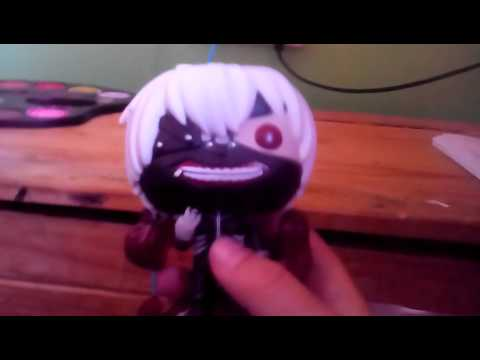 Tokyo Ghoul And Attack On Titan Funko Pop Ken Kaneki, Eren Yeager Review Part 2